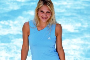 Anna Kournikova Normal Wallpaper