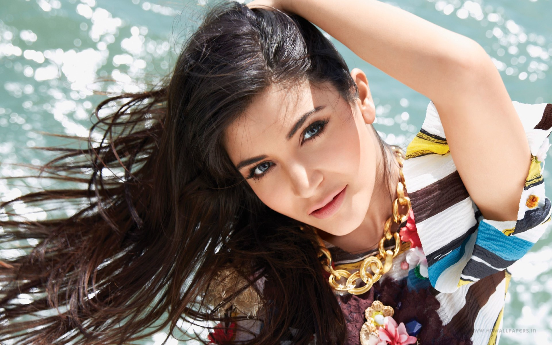 Anushka Sharma New 2016 Wide Wallpaper