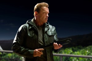 Download Arnold Schwarzenegger Terminator Genisys Wide Wallpaper Free Wallpaper on dailyhdwallpaper.com