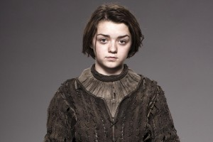 Download Arya Stark Game Of Thrones Wide Wallpaper Free Wallpaper on dailyhdwallpaper.com