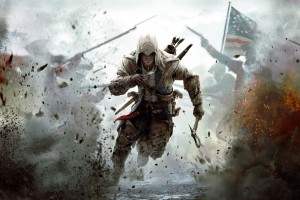 Assassins Creed 3 2012 Game Wide Wallpaper