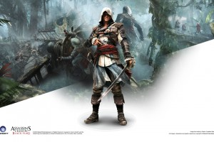 Download Assassins Creed IV Black Flag Game 2 Wide Wallpaper Free Wallpaper on dailyhdwallpaper.com