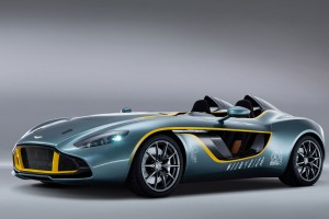 Download Aston Martin Cc100 Speedster Concept Wide Wallpaper Free Wallpaper on dailyhdwallpaper.com