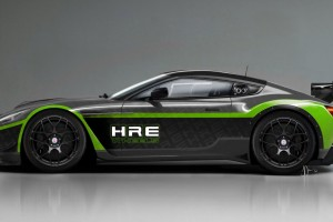 Aston Martin GT3 HD Wallpaper