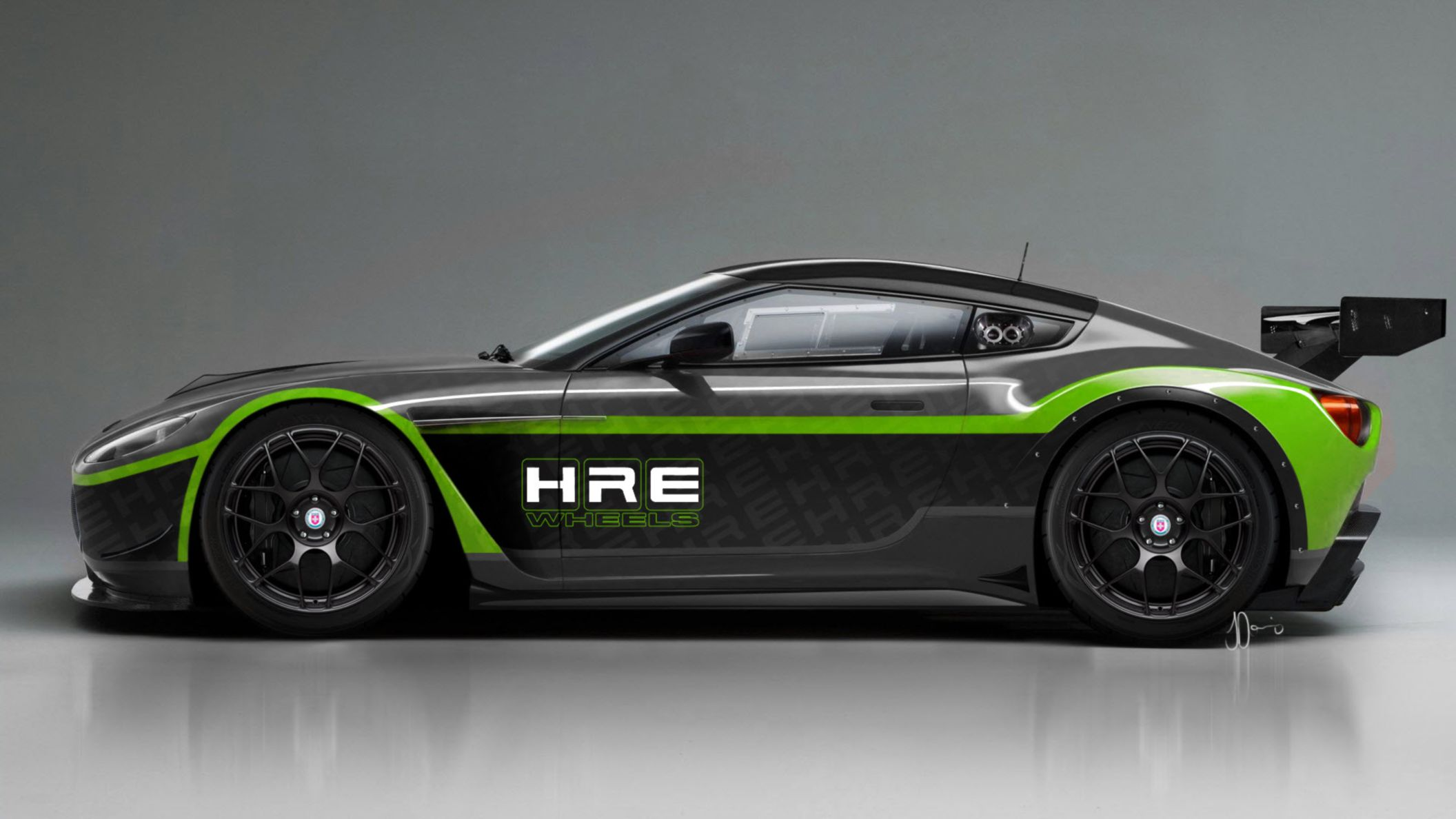 Download free HD Aston Martin GT3 HD Wallpaper, image
