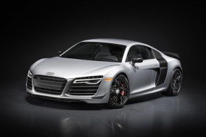 Audi R8 Competition 2015 Wide Wallpaper