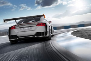 Audi Tt ClubSport Turbo Concept 2015 Wide Wallpaper