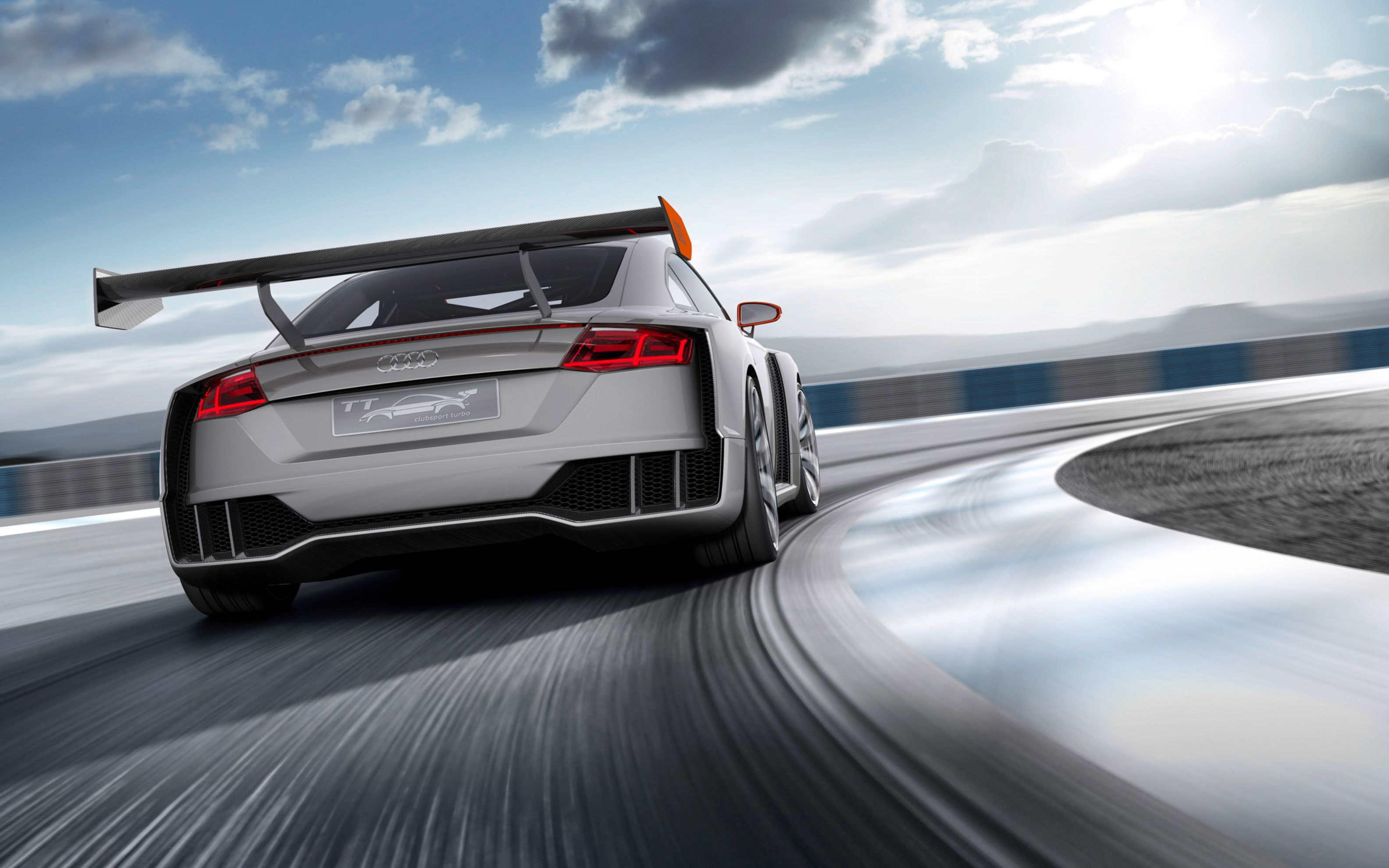 Download free HD Audi Tt ClubSport Turbo Concept 2015 Wide Wallpaper, image