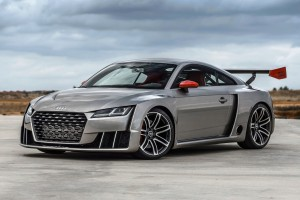 Audi Tt Coupe Concept 2015 HD Wallpaper