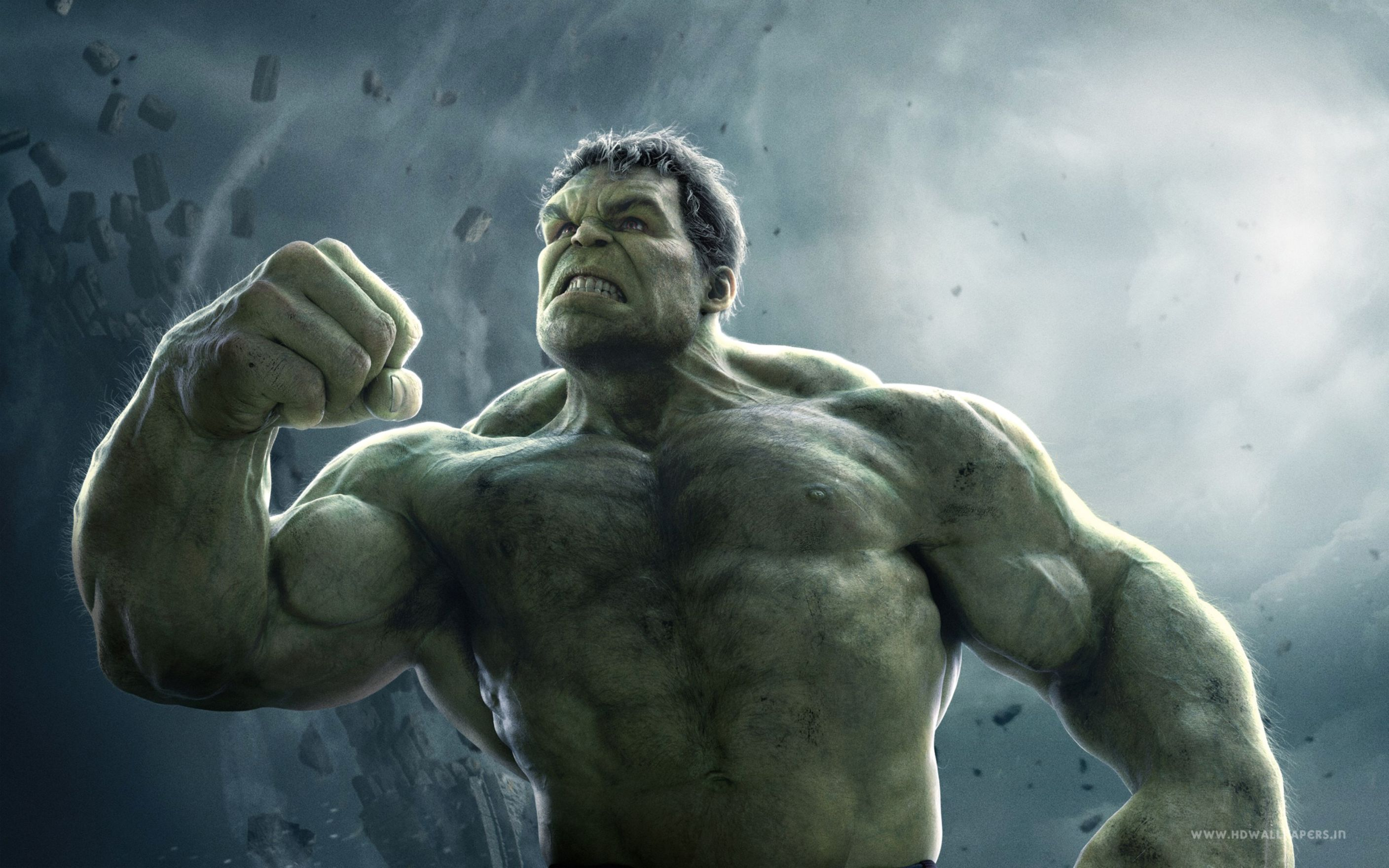 Download free HD Avengers Age of Ultron Hulk Wide Wallpaper, image