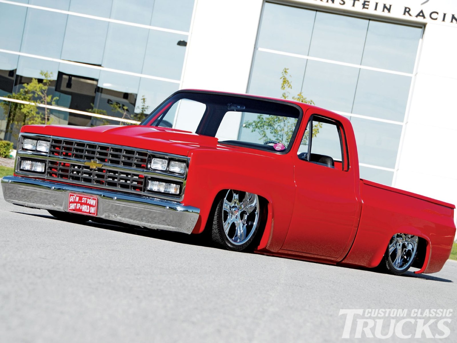 Awesome Pickup Trucks Chevy Wallpaper