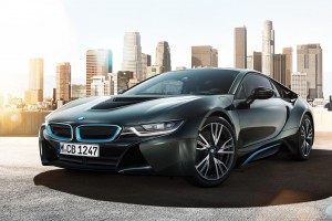 BMW I8 Concept Wide Wallpaper