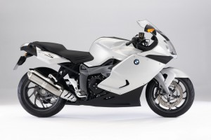 BMW K 1300 S White Wide Wallpaper