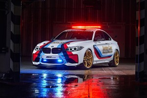 BMW M2 Motogp Safety 2016 Wide Wallpaper