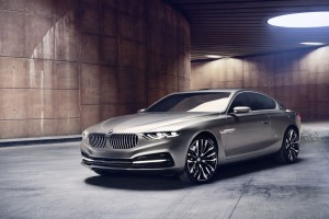 BMW Pininfarina Gran Lusso Coupe 2013 Wide Wallpaper