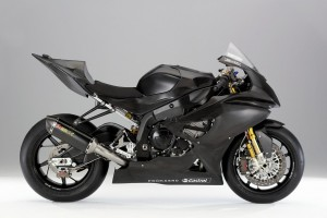 BMW S 1000 Rr Black Wide Wallpaper