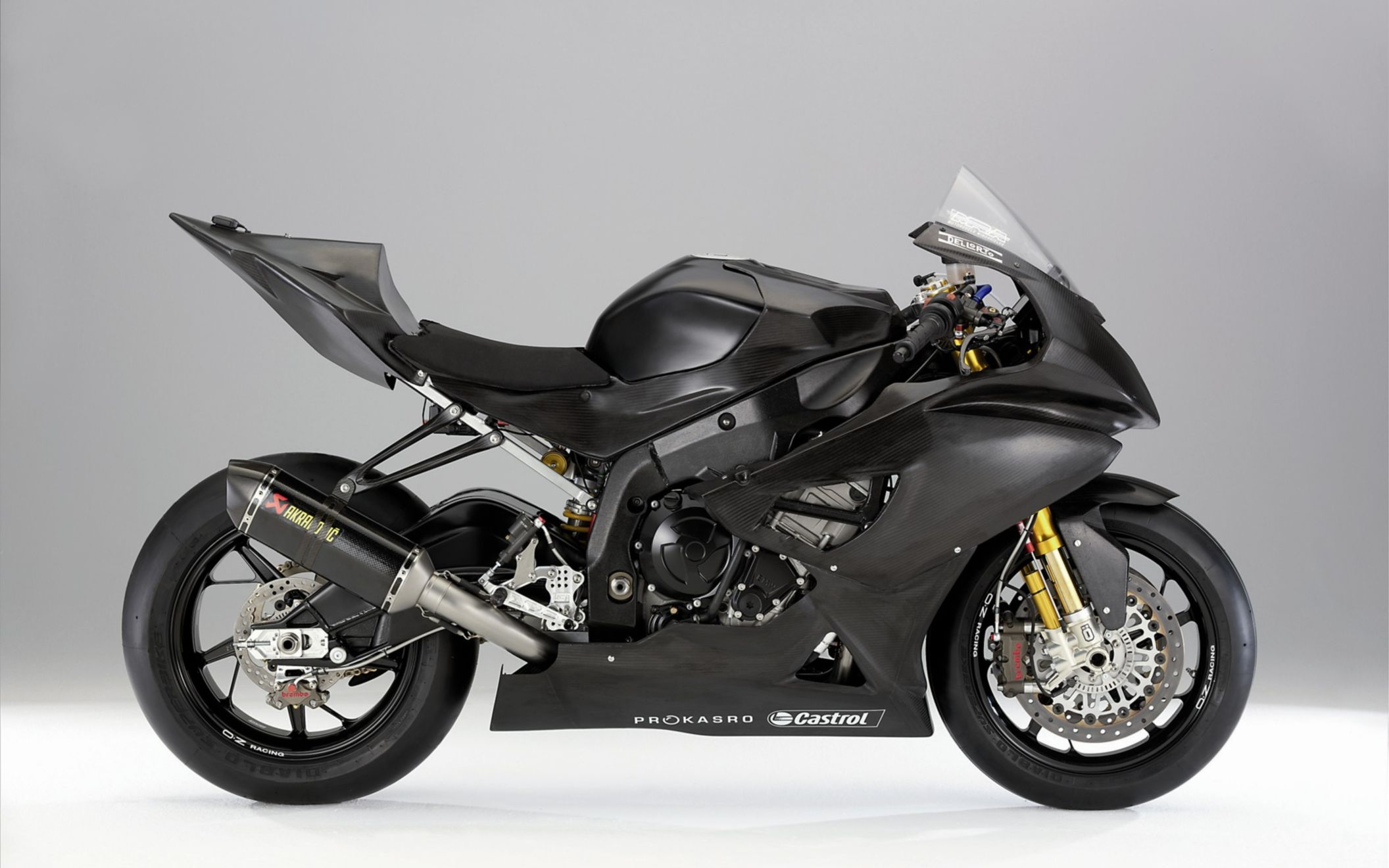Download free HD BMW S 1000 Rr Black Wide Wallpaper, image