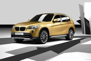 BMW X1 Concept 3 Wide Wallpaper