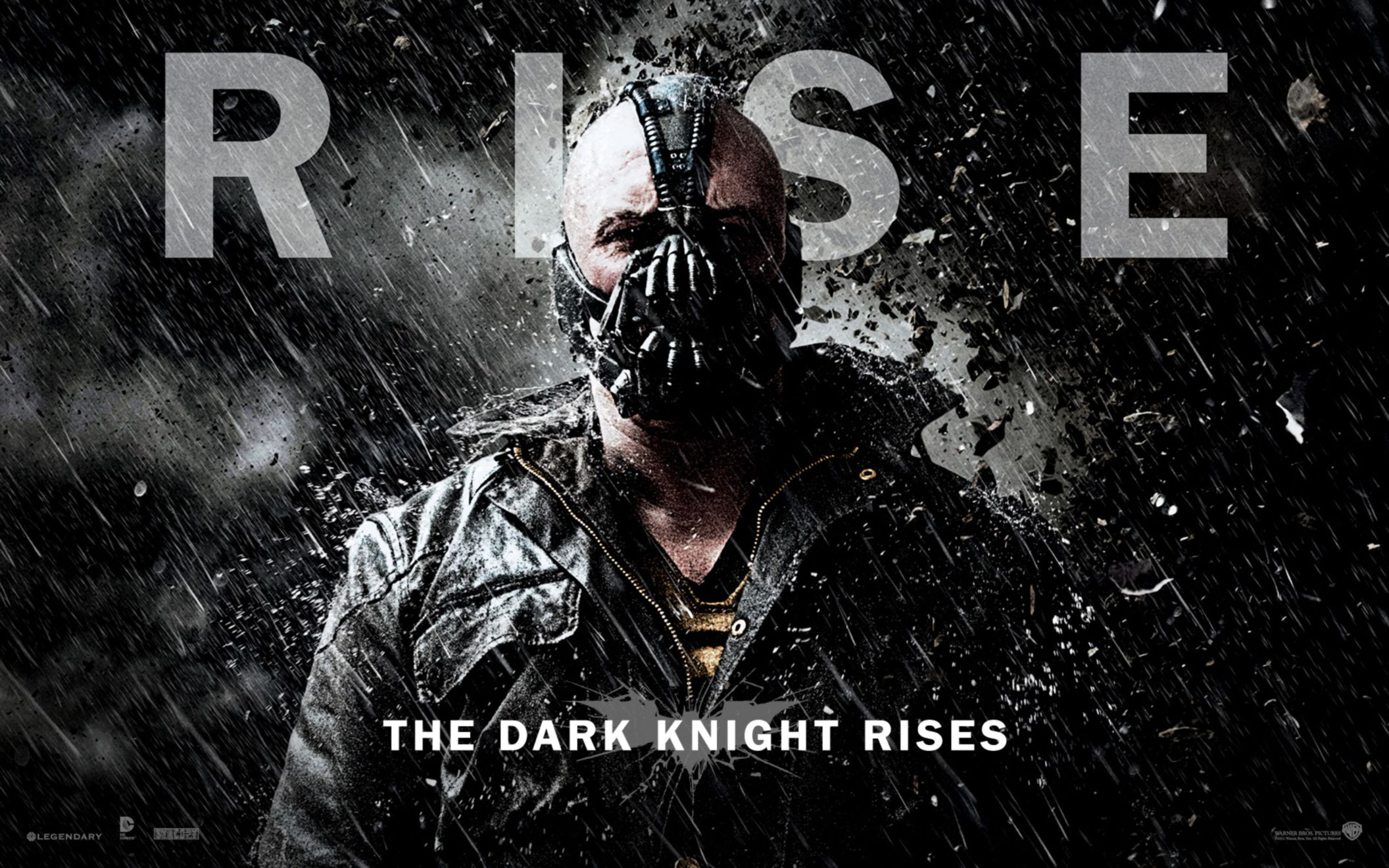 Download free HD Bane Dark Knight Rises Wide Wallpaper, image