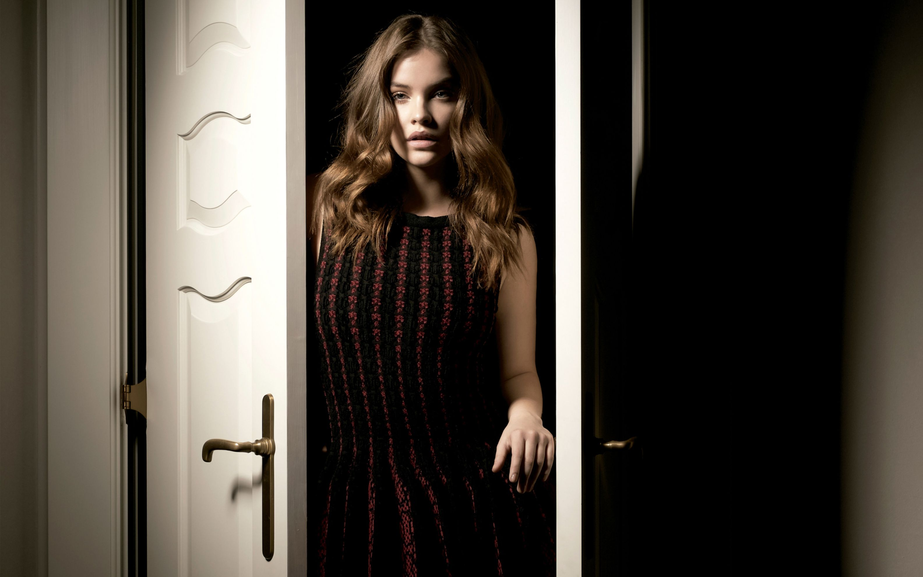Download free HD Barbara Palvin Fashion Model Wide Wallpaper, image