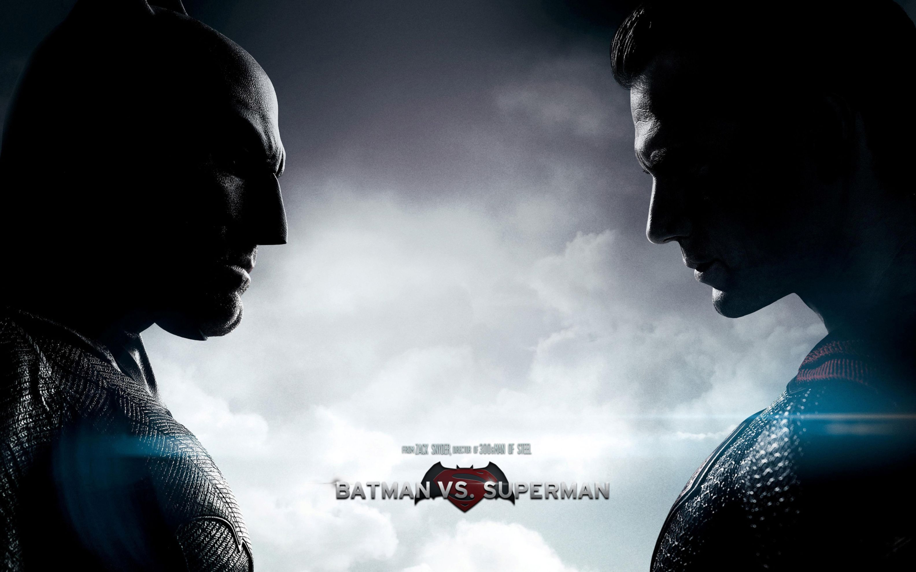 Download free HD Batman V Superman Movie Wide Wallpaper, image