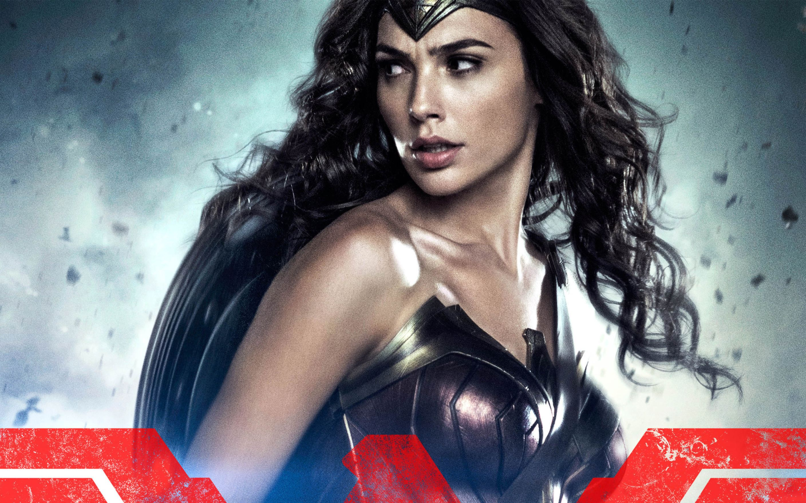 Download free HD Batman V Superman Wonder Woman Wide Wallpaper, image