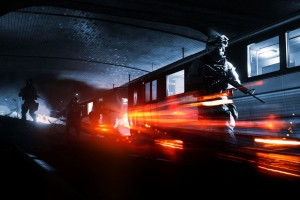 Battlefield 3 Operation Metro HD Wallpaper