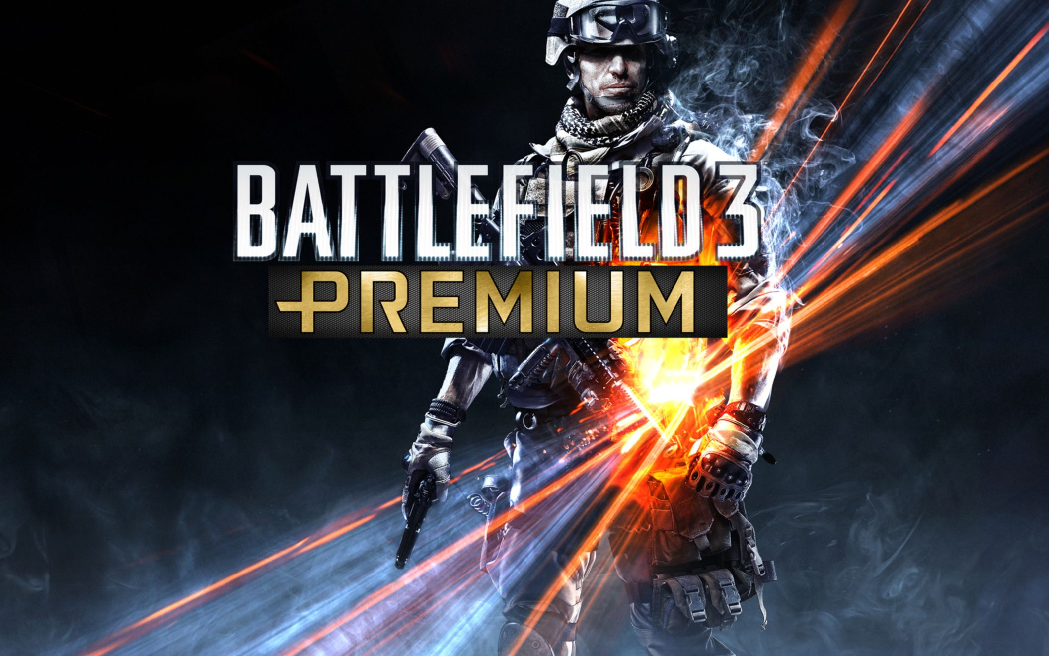 Download free HD Battlefield 3 Premium Wide Wallpaper, image