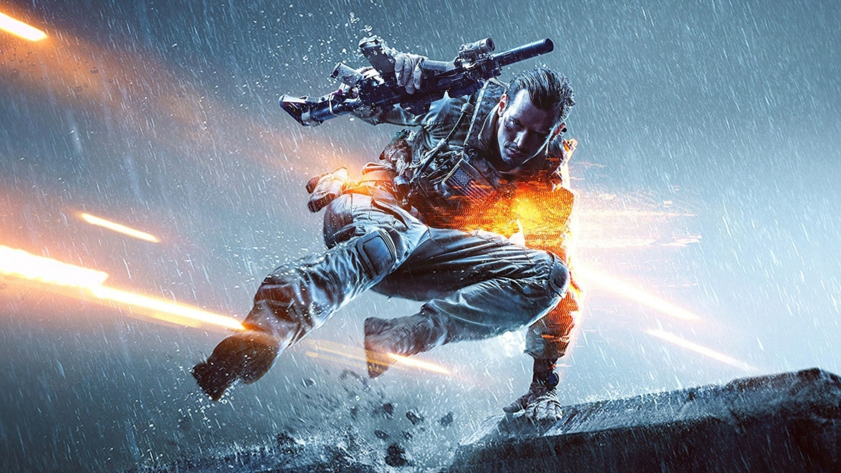 Download free HD Battlefield 4 2560×1440 Wallpaper, image
