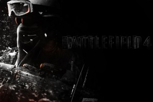 Battlefield 4 Black HD 1920×1080 Wallpaper