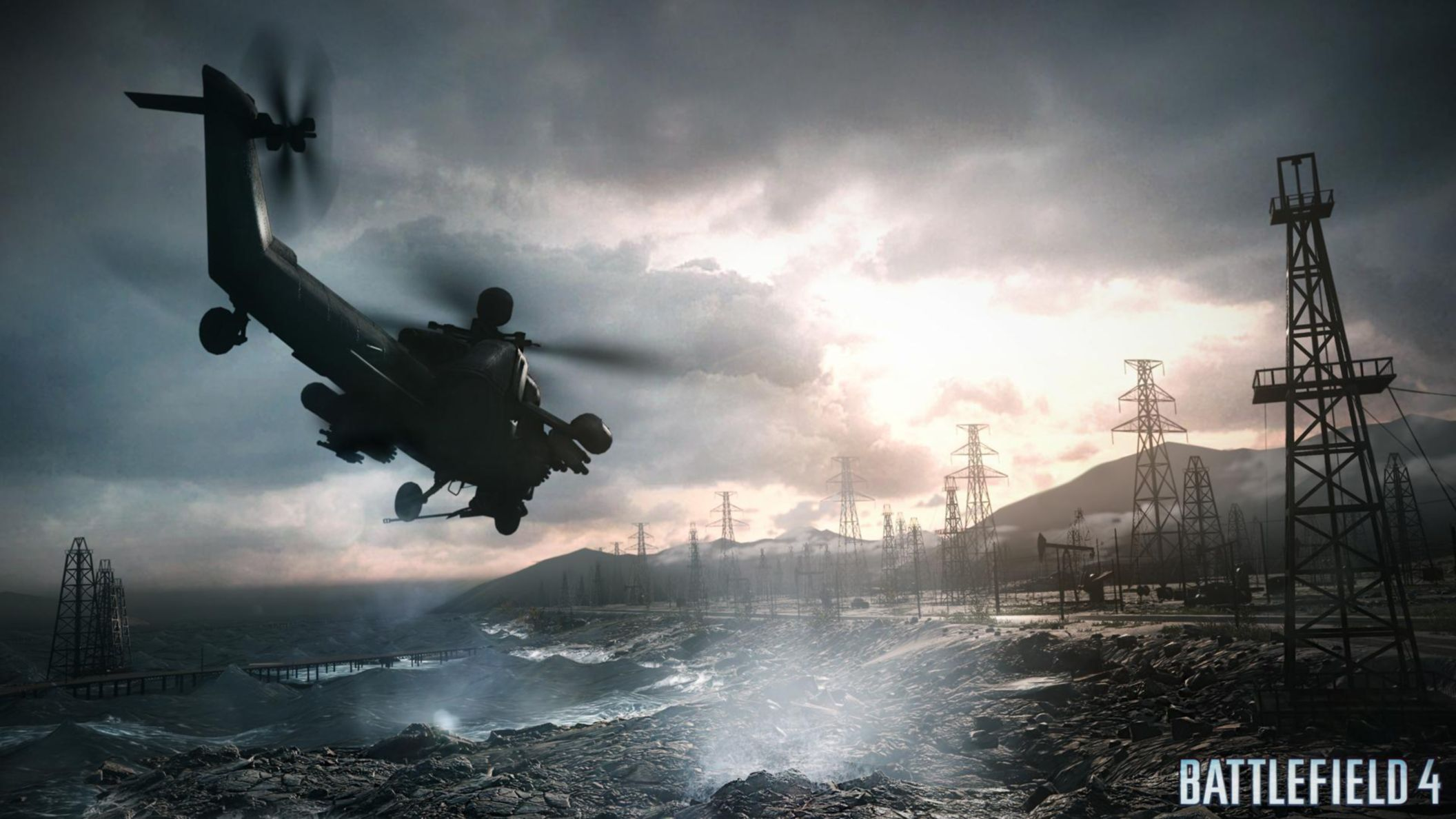 Download free HD Battlefield 4 HD 1920×1080 Download Wallpaper, image