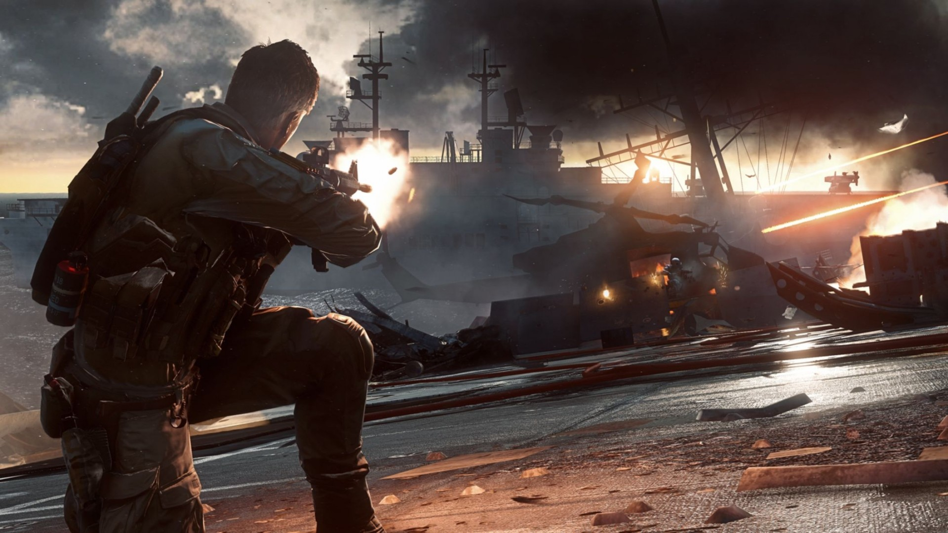 Battlefield 4 Sniper Download Wallpaper