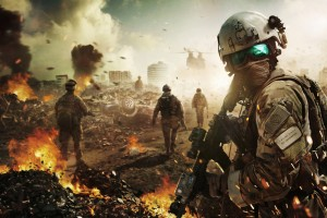 Download Battlefield Soldier Wide Wallpaper Free Wallpaper on dailyhdwallpaper.com