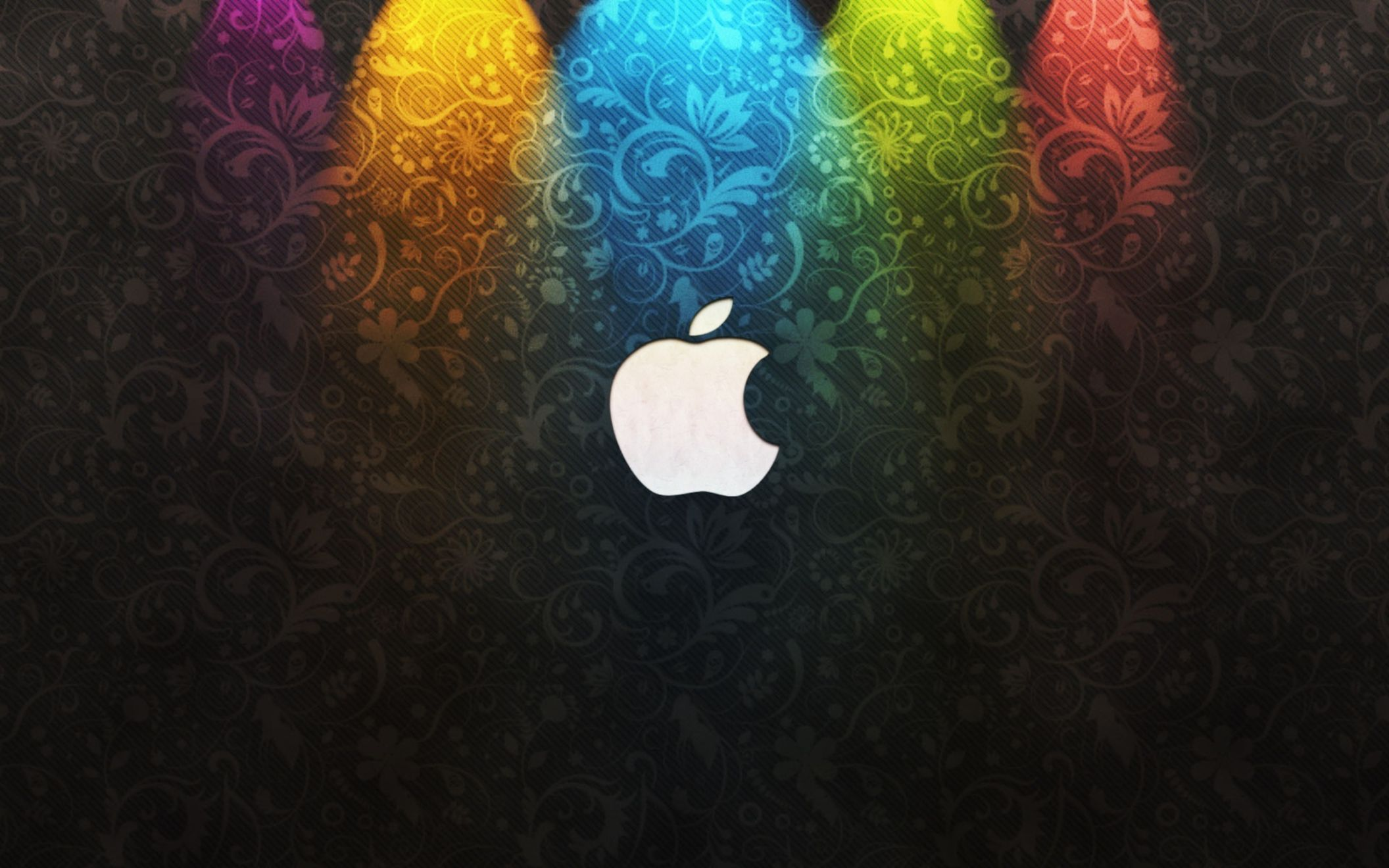 Download free HD Beautiful Apple Logo Design Wide Wallpaper, image