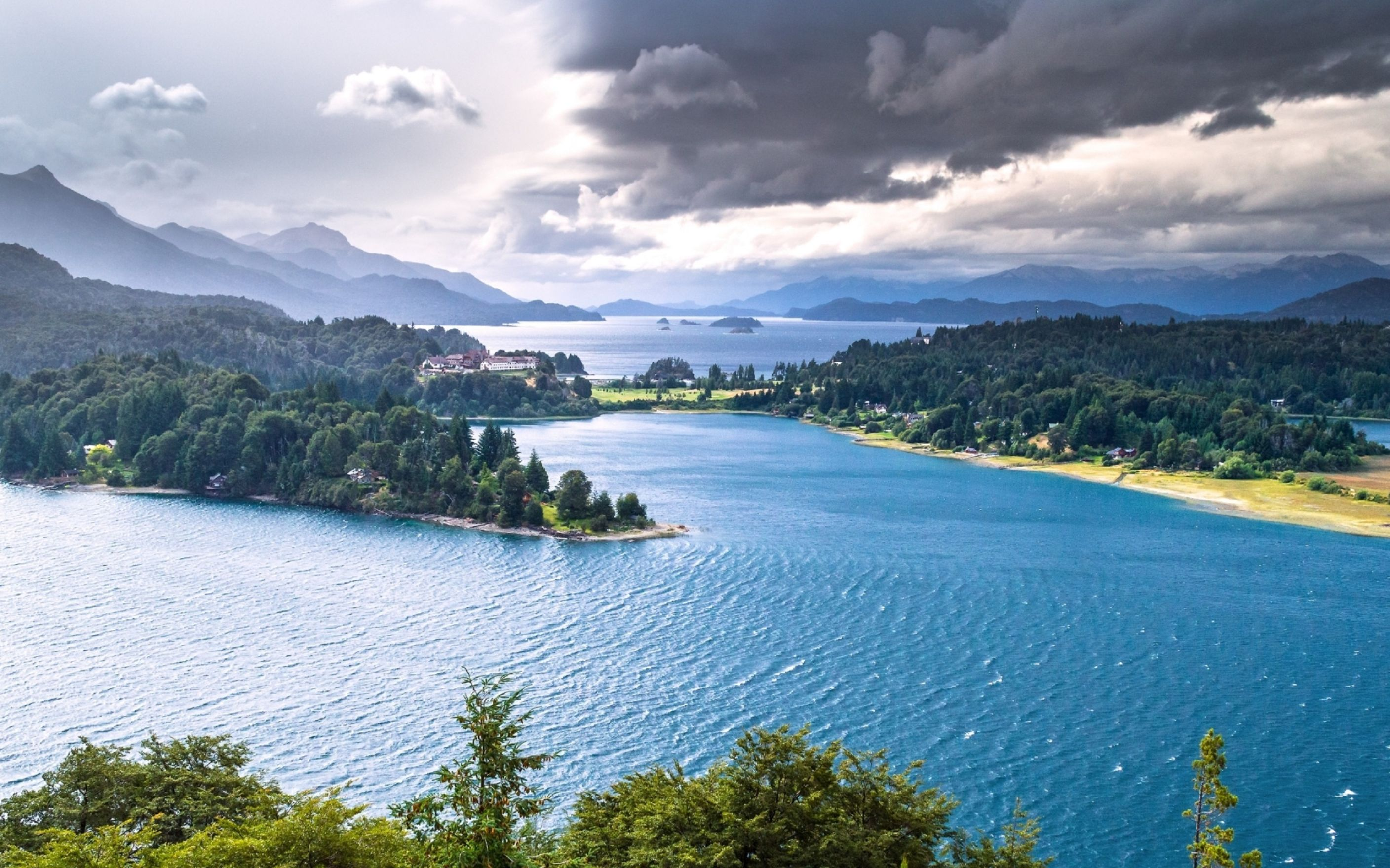 Download free HD Beautiful Bariloche In Argentinas Patagonia Wallpaper, image