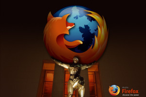 Beautiful Mozilla Firefox 3d Wallpaper
