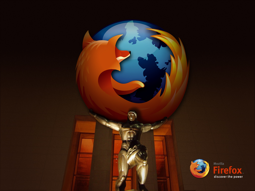 Download free HD Beautiful Mozilla Firefox 3D Wallpaper, image