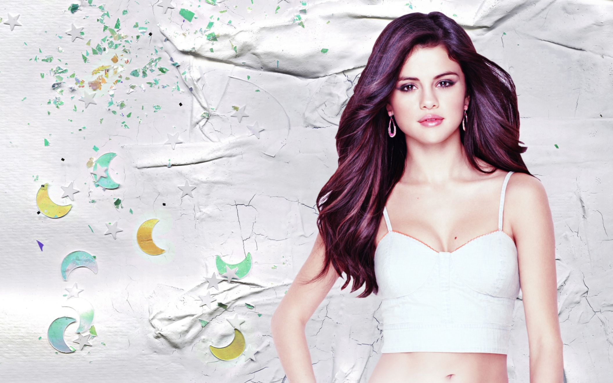 beautiful selena gomez wallpaper: desktop hd wallpaper - download
