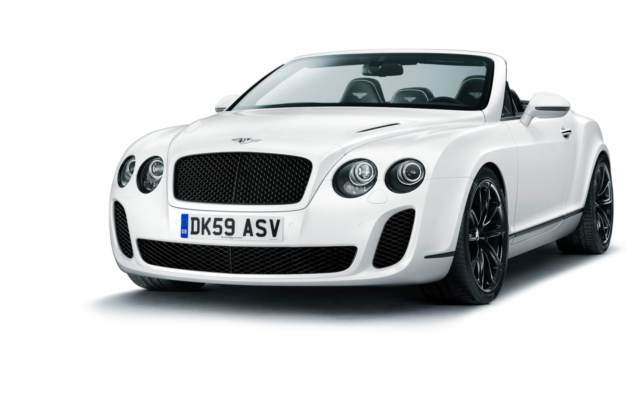Download free HD Bentley Continental SuperSports Convertible Wide Wallpaper, image