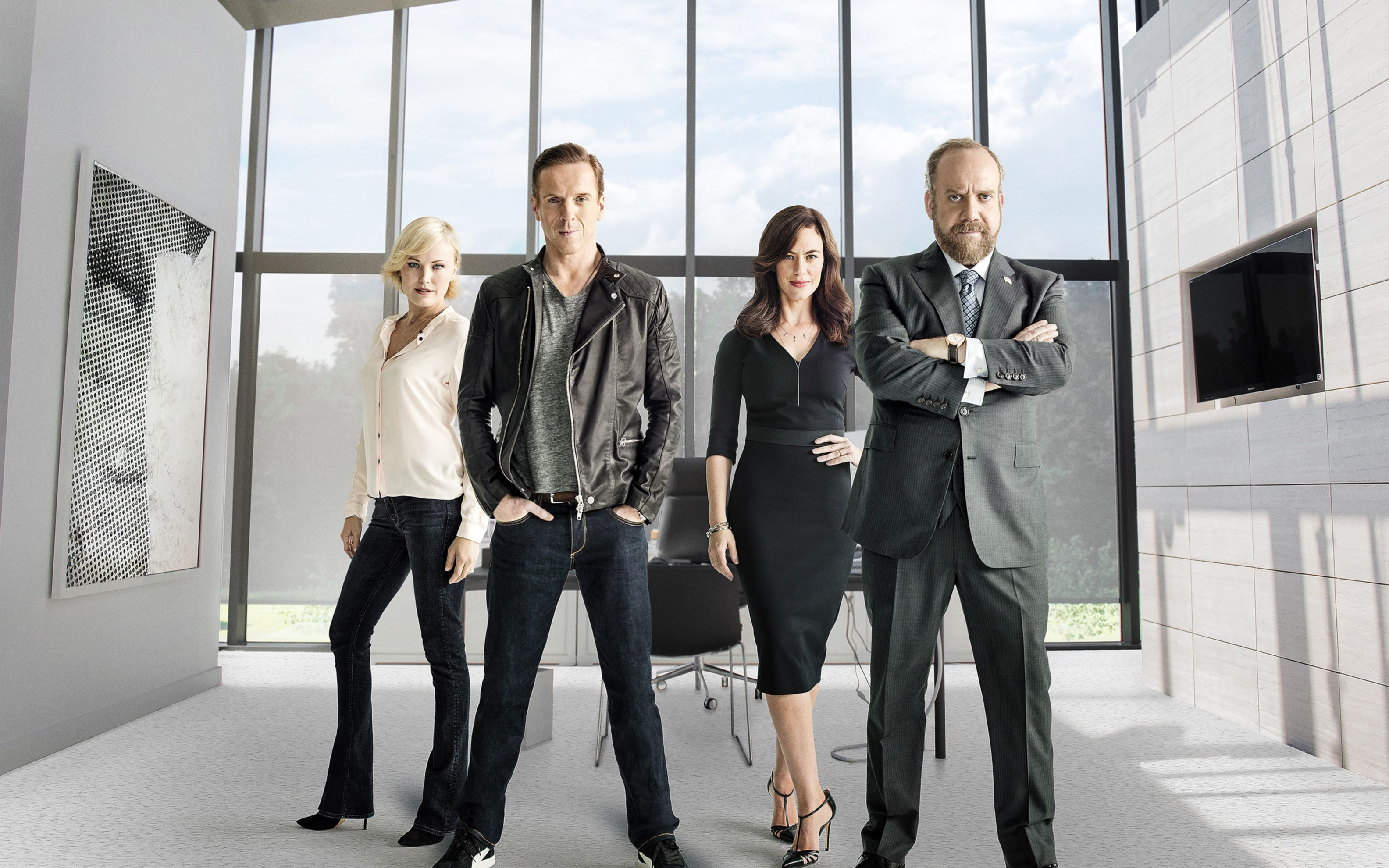 Download free HD Billions 2016 TV Series Wide Wallpaper, image