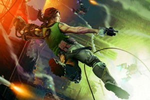 Bionic Commando 3 Wide Wallpaper