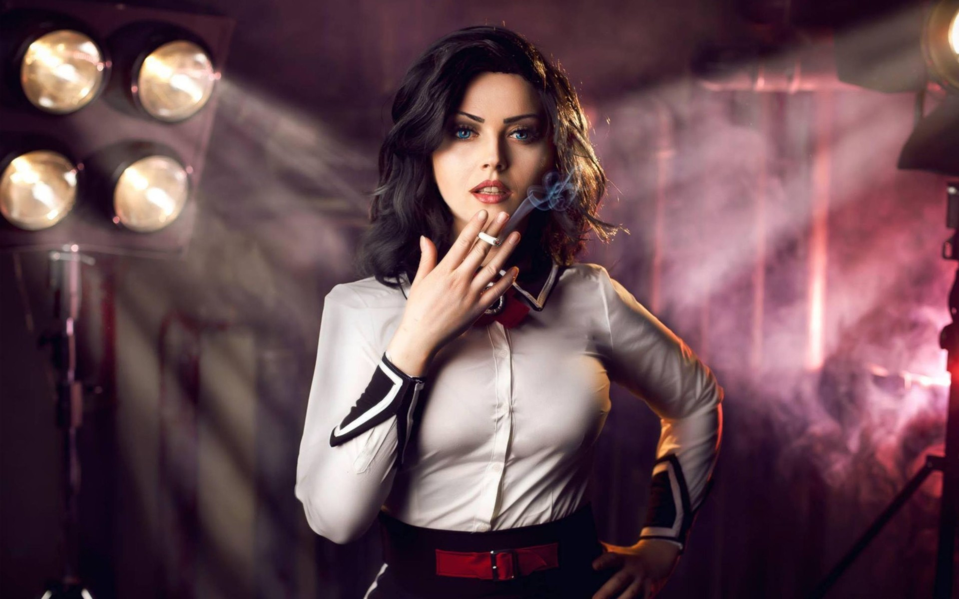 Bioshock Infinite Elizabeth Wallpaper