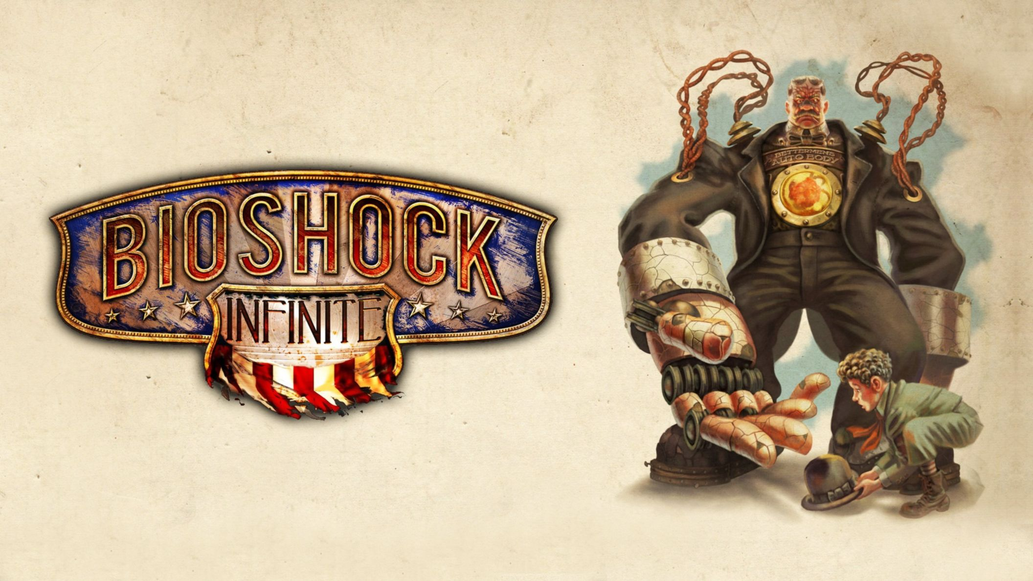 Download free HD Bioshock Infinite HD Wallpaper, image