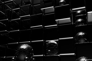 Black Background Design 3d Wallpaper