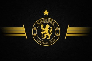 Black Chelsea Logo HD 2015 Wallpaper