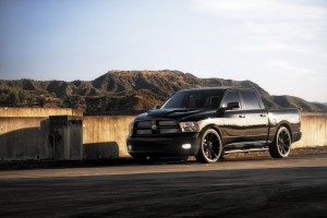 Download Black Dodge Pickup Trucks 2014 Wallpaper Free Wallpaper on dailyhdwallpaper.com