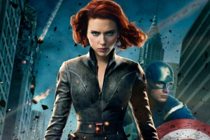 Download Black Widow In The Avengers Wide Wallpaper Free Wallpaper on dailyhdwallpaper.com