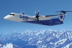 Download Bombardier Q400 Next Gen Wallpaper Free Wallpaper on dailyhdwallpaper.com