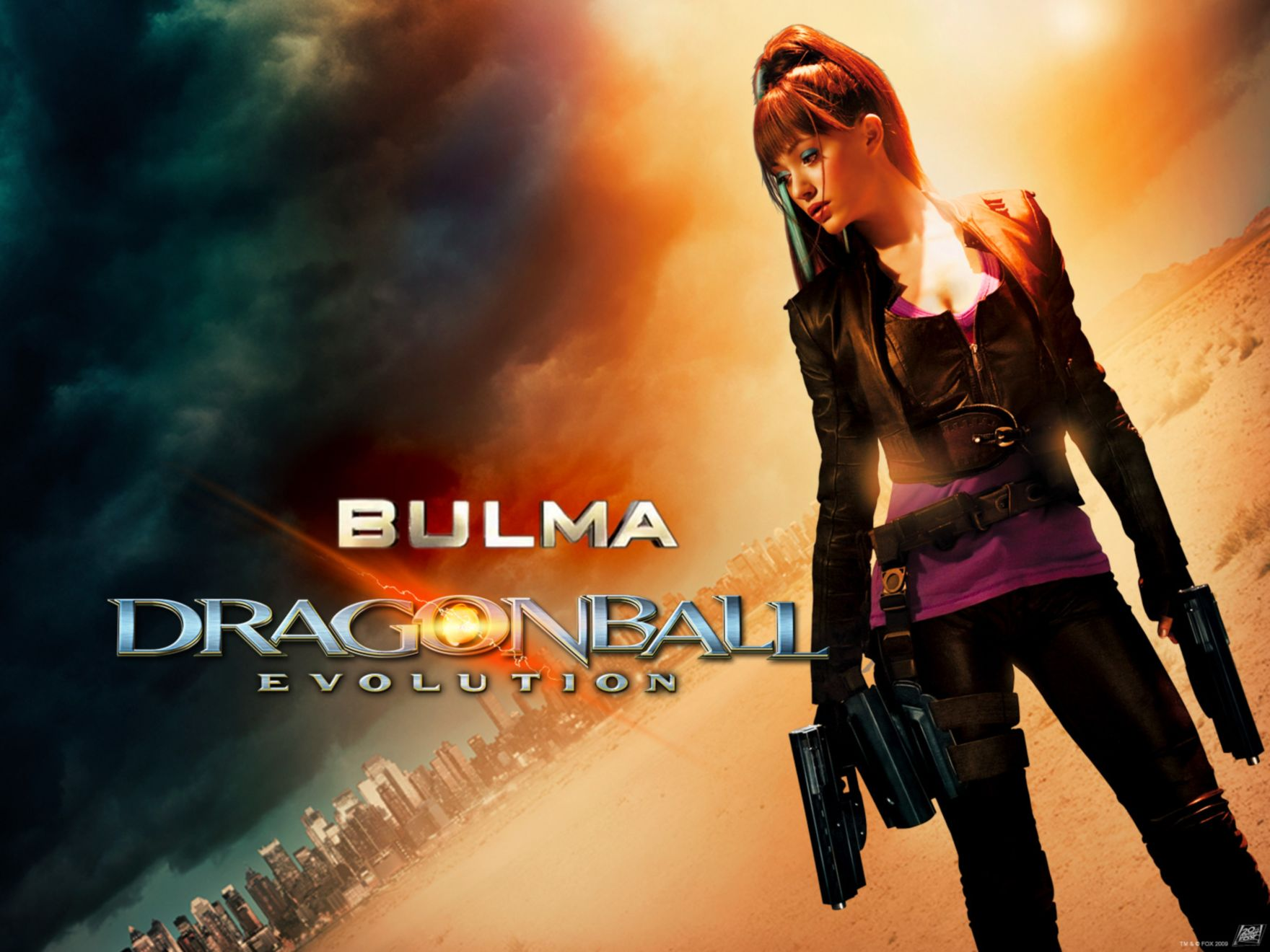 Download free HD Bulma Dragon Ball Normal Wallpaper, image