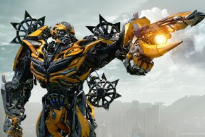 Download Bumblebee In Transformers 4 Age Of Extinction Wide Wallpaper Free Wallpaper on dailyhdwallpaper.com